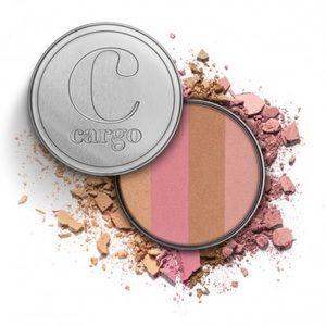 NWT Cargo Cosmetics BeachBlush Blush Bronzer Miami